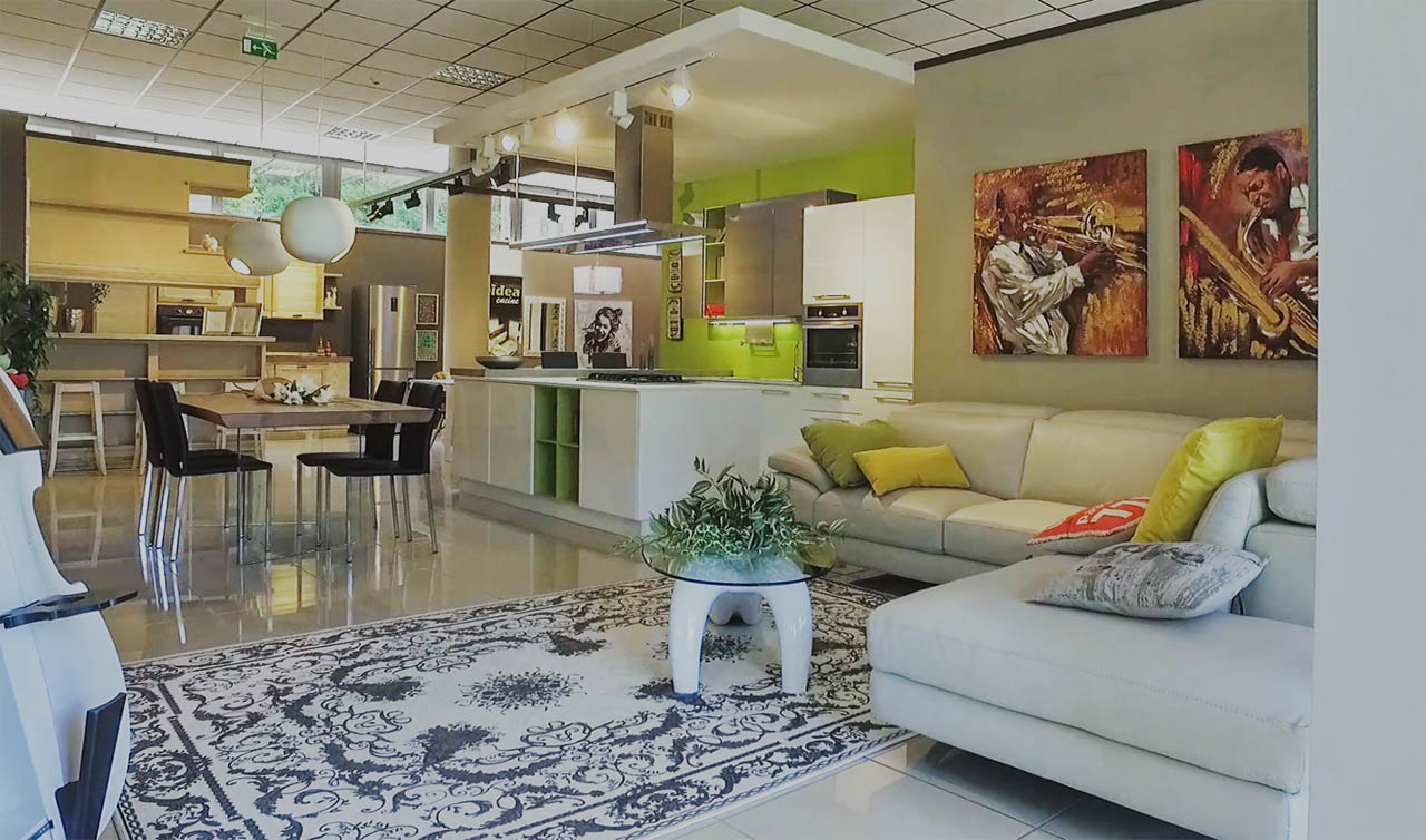 video showroom keidea arreda